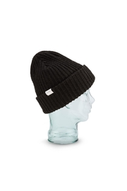 COAL Black Recycled Beanie - Product Mini Image