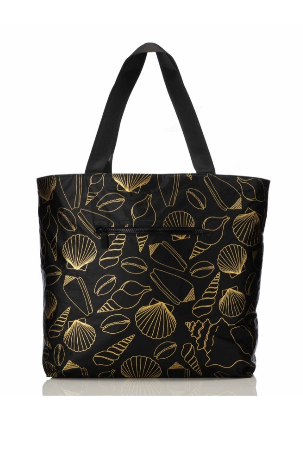 Aloha Collection Black Seashore Day Tripper - Back Cropped Image