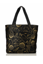 Aloha Collection Black Seashore Day Tripper - Back cropped