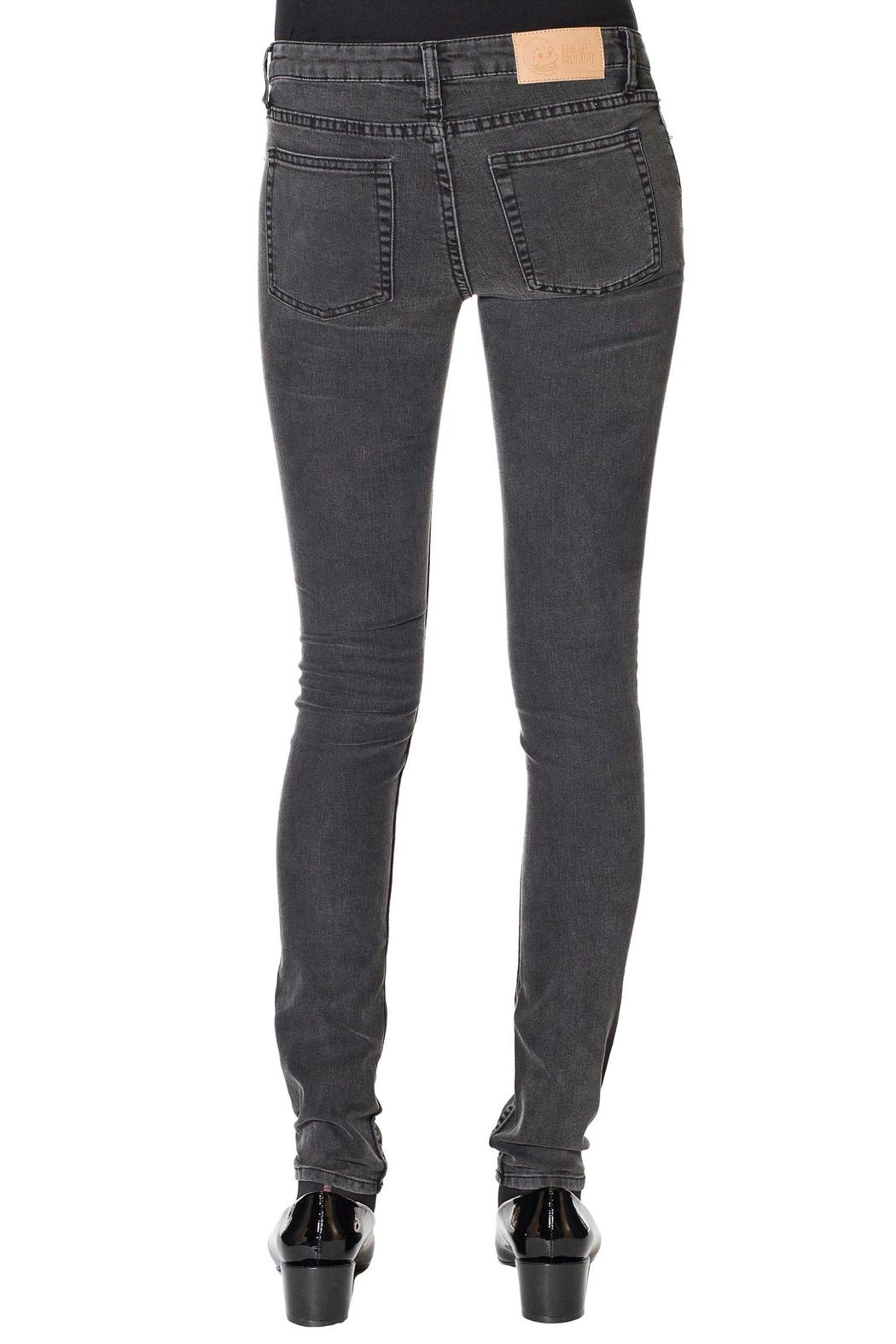 Black Shade Jeans - Front Full Image