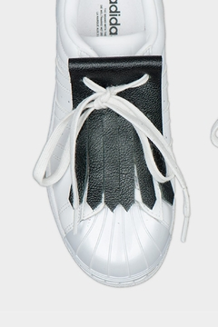 Fringe You Black Shoe Fringe - Product List Image