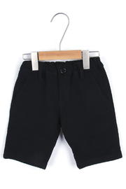 Bitz Kids  Black Shorts - Product Mini Image