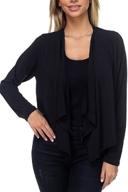 Ariella USA BLACK SHRUG - Product Mini Image
