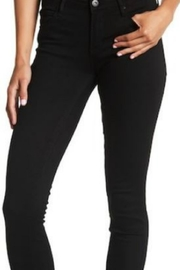 Articles of Society Black Skinny Jeans - Front cropped