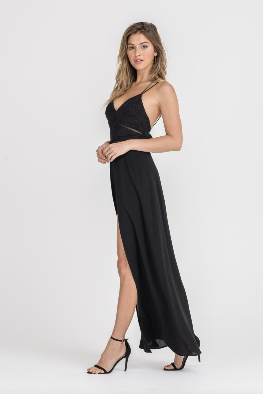 28e5fe760a99 Lush Black Skirted Romper from Florida by Apricot Lane St. Armands ...