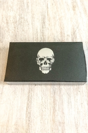True Light USA Black Skull Matchbook - Product Mini Image