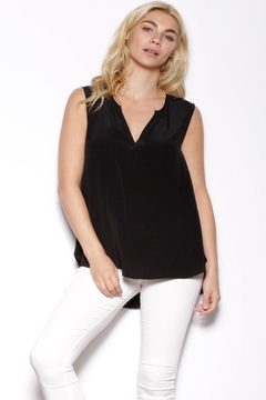 Pink Martini Collection Black Sleeveless Top - Product List Image
