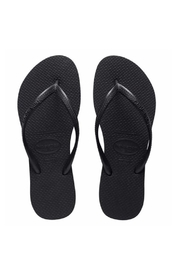 Havaianas Black Slim Havaiana - Product Mini Image