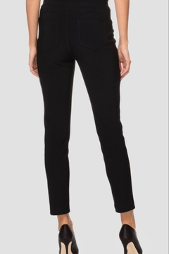 Joseph Ribkoff Black slim pant - Alternate List Image