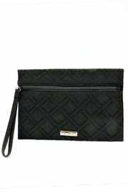 Vera Bradley Black Slim Wristlet - Product Mini Image