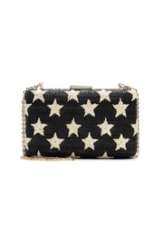 Kayu Black Star Clutch - Product Mini Image