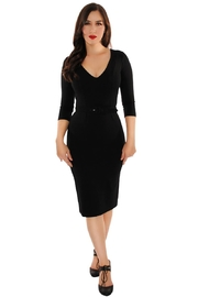 Retrolicious Black Starlet Dress - Product Mini Image