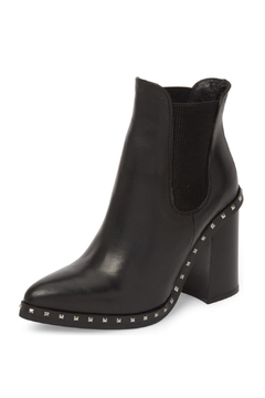 Charles David Black Studded Bootie - Alternate List Image