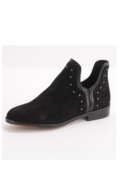 Patricia Green Black Suede Bootie - Product Mini Image