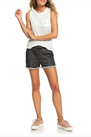 Roxy Black Sweat Shorts - Product Mini Image