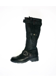 MJUS Black Tall Boots - Product Mini Image