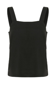 B.young Black Tank Blouse - Product Mini Image