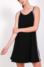 Very J Black Tank Dress - Product Mini Image