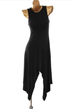 Best Cody Black Tank Maxi - Product List Image
