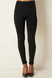 frontrow Black Thick Leggings - Product Mini Image
