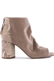 Seychelles Black Tie Ankle Boot - Product Mini Image
