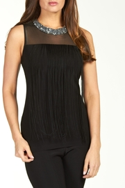 Frank Lyman Black Top - Product Mini Image