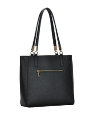 Madison West Black Top-Handle Bag - Product Mini Image