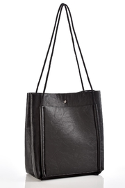 Giftcraft Inc.  Black Tote - Product Mini Image