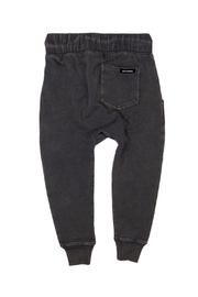 Rock Your Baby Black Trousers - Front full body