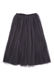 Rock Your Baby Black Tulle Skirt - Front cropped