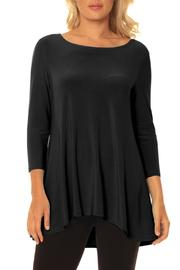 Alisha D Round Neck Tunic - Product Mini Image