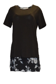 Beta's choice Black Tunic - Product Mini Image