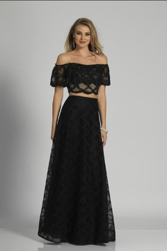Dave and Johnny Black Two Piece - Product List Image