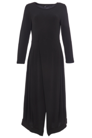 Kozan Black Vogue Midi dress - Product Mini Image