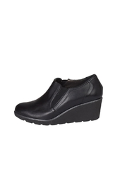 Lady Doc Black, Wedge, Bootie - Product Mini Image