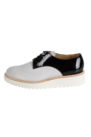 Pascucci Black & White Brogue - Product Mini Image