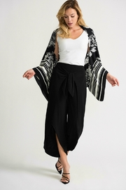 Joseph Ribkoff USA Inc. Black+White Cover Up Style - Side cropped