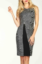 Frank Lyman Black/white Dress - Product Mini Image