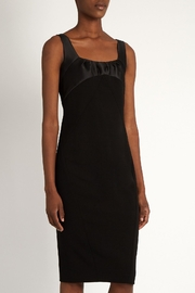 Max Mara Black Wool  Dress - Product Mini Image