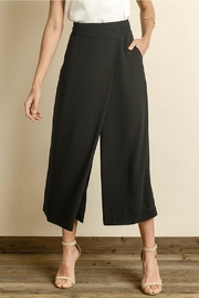 dress forum Black Wrap Pants - Product Mini Image