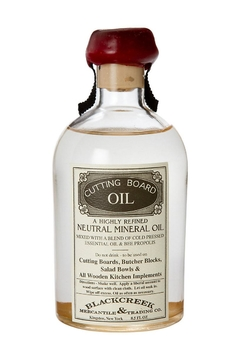 Black Creek Mercantile Cutting Board Oil - Alternate List Image