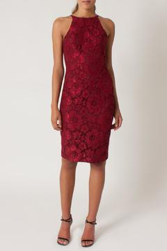 Shoptiques Product: Montego Red Sheath