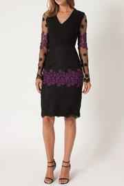Black Halo Rahel Sheath Dress - Product Mini Image