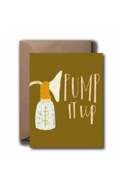 Black Lab Studio Pump It! Card - Product Mini Image