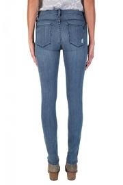 Black Orchid Denim Billie Zipper Skinnies - Side cropped