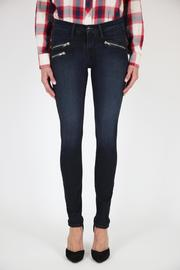 Black Orchid Denim Billie Zippy Skinny - Product Mini Image