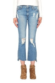 Black Orchid Denim Cindy Slant Fray - Product Mini Image