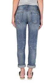 Black Orchid Denim Harper Warrior Boyfriend - Front full body
