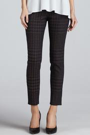 Black Orchid Denim Houndstooth Twill Pants - Product Mini Image