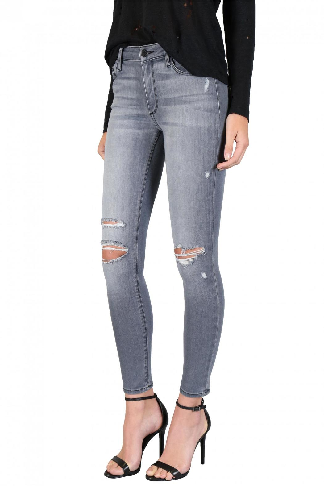Black Orchid Denim Jude Skinny Smoke - Main Image